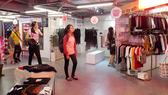 Chợ thời trang của người trẻ