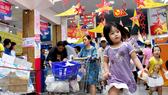 Trẻ em sẽ có sân chơi trong siêu thị Co.opmart Huỳnh Tấn Phát