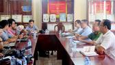 UBND Phường Tam Bình, quận Thủ Đức, TPHCM tổ chức họp báo vào chiều ngày 29-9