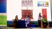 """Chung kết hội thi kể chuyện """"Dân vận khéo"""" năm 2017"""