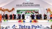 Tetra Pak xây dựng nhà máy 110 triệu USD