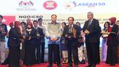 Tổng hội NN&PTNTVN nhận giải thưởng Sáng kiến ASEAN về Phát triển nông thôn và xóa đói giảm nghèo