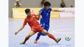 Futsal Thái Lan trong lần giáp mặt với Futsal Việt Nam