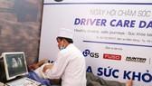 Ngày hội chăm sóc bác tài Driver Care Day 2017  
