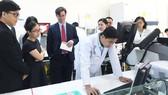 Khoa Xét nghiệm Bệnh viện Hoàn Mỹ Sài Gòn