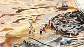 Các hoạt động khai thác mỏ tại Trung Quốc làm ô nhiễm môi trường