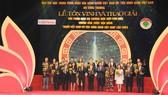 """PV GAS nhận Giải thưởng """"Top 10 Doanh nghiệp có dịch vụ Thương hiệu Việt xuất sắc"""""""