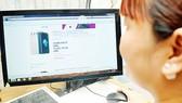 Mua hàng từ website thương mại điện tử