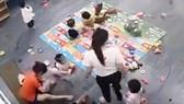 Nghệ An: Đình chỉ cô giáo đánh trẻ gây bức xúc dư luận