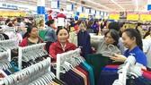 TPHCM đạt doanh thu bán lẻ cao nhất nước