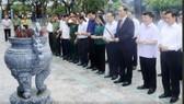 Chủ tịch nước Trần Đại Quang thăm và làm việc tại tỉnh Hưng Yên