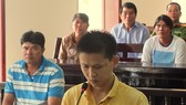 Bị cáo Thuộc tại phiên tòa