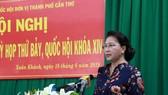 Quốc hội tăng cường giám sát thực hiện Nghị quyết 120 của Chính phủ về ĐBSCL
