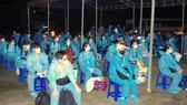 Tiếp nhận và cách ly 140 công dân Việt Nam từ Canada về nước