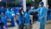 Cách ly tập trung 146 công dân từ Singapore về nước