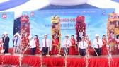 Nghi thức động thổ khởi công Nhà máy điện gió số 7  tại thị xã Vĩnh Châu, tỉnh Sóc Trăng