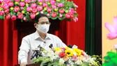 Thủ tướng Phạm Minh Chính gặp gỡ và tiếp xúc cử tri Cần Thơ