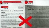 Phạt 2 đối tượng đăng thông tin người khác lên Facebook cá nhân