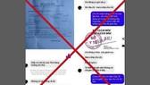 Cảnh báo lừa đảo mua bán giấy đi đường giả để thông chốt về quê