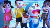 Phát miễn phí Doraemon trên YouTube