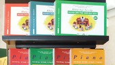 Các ấn phẩm giáo dục âm nhạc nổi tiếng thể giới đến Việt Nam