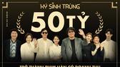 Thu gần 50 tỷ đồng, phim Ký sinh trùng là phim Hàn có doanh thu cao nhất tại Việt Nam