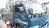 Xe tải 43X-1746 gây tai nạn khiến một người bị thương nặng rồi bỏ trốn khỏi hiện trường