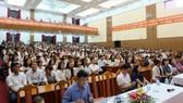 Các tình nguyện viên và liên lạc viên ra quân phục vụ APEC 2017 tại Đà Nẵng