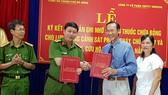 Lễ ký kết hợp đồng tài trợ sản phẩm trị bỏng và xử lý thương tích cho lực lượng chuyên trách PCCC Đà Nẵng