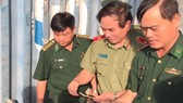 Lực lượng chức năng bắt giữ ngà voi, vảy tê tê nhập qua cảng Tiên Sa