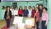 Điện lực Liên Chiểu trao nhà tình nghĩa cho gia đình ông Đặng Kim Thanh