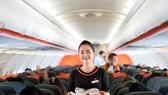 Nhân viên Hãng hàng không Jetstar Pacific