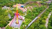 Công viên Châu Á - Asia Park tạm dừng toàn bộ hoạt động vui chơi giải trí để cải tạo cảnh quan