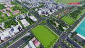 Từ 1-5, phân luồng từ xa phục vụ thi công nút giao thông phía Tây cầu Trần Thị Lý