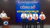 Đà Nẵng bổ nhiệm 3 Phó Giám đốc Sở Nội Vụ, Tài chính và NN-PTNT