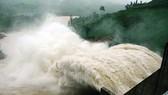 Thủy điện Đăk Mi 4 ở thượng nguồn sông Vu Gia dự kiến xả lũ với lưu lượng 11.400m3/giây