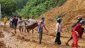 Thảm họa sạt lở vùi lấp người ở Trà Leng, Trà Vân: Tìm được 14 thi thể, 14 người chưa tìm được