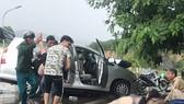 Vụ xe Limousine 10 chỗ gặp nạn trên Quốc lộ 20: Một Việt kiều đã tử vong