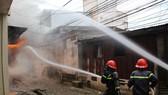 Cháy nhà ở trung tâm Đà Lạt, cụ ông 92 tuổi thiệt mạng