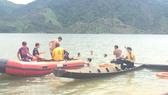 Chèo thuyền ra hồ thủy lợi chơi, 2 học sinh chết đuối