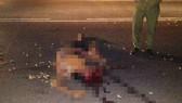 Phát hiện xe gây tai nạn chết người nhờ camera của người dân