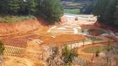 Tháo dỡ công trình trái phép trong dự án nghỉ dưỡng cao cấp tại Đà Lạt