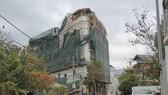 Buộc tháo dỡ 2 tầng khách sạn, xây sai phép hơn 1.200m2 giữa trung tâm Đà Lạt