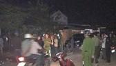 Cháy nhà khiến 4 người trong một gia đình tử vong