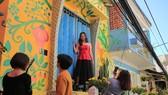 Phố nghệ thuật dốc nhà Làng – Đà Lạt thu hút du khách