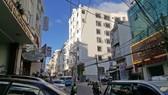 Sẽ cưỡng chế khách sạn xây vượt tầng, sai phép giữa trung tâm Đà Lạt