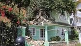 Đà Lạt: Di dời người dân sau mưa lớn gây sạt lở đất