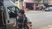 Bắt quả tang xe khách vận chuyển động vật hoang dã