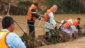 Tìm thấy thi thể nữ du khách còn lại bị lũ cuốn khi tham quan Vườn quốc gia Bidoup - Núi Bà
