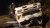 2 nữ sinh viên bị xe tải tông tử vong trên đèo Bảo Lộc